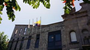 Fachada del Ayuntamiento