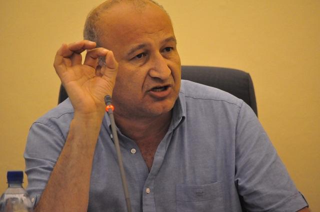 El alcalde de la Villa, José Armengol, en una imagen de archivo de un Pleno municipal