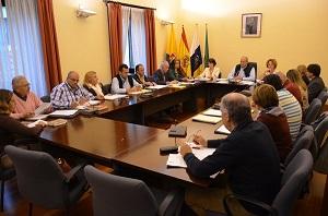 Imagen de archivo de un Pleno