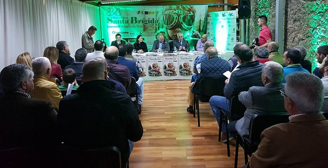 Presentación de la 34 edición del Rallye Villa de Santa Brígida