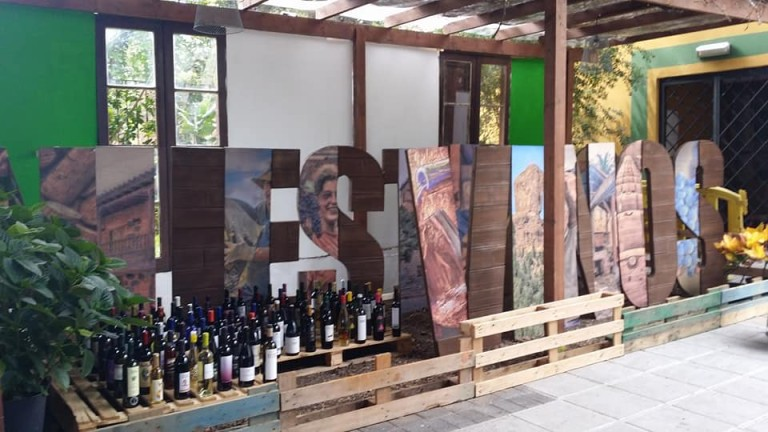 vinos de Santa Brígida