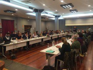 Un aspecto de una reunión de BNI LPA Soluciona
