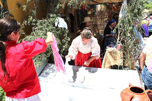 Imagen de archivo de la celebración de la fiesta de las tradiciones en el Rincón de Tenteniguada