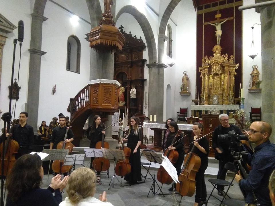 Imagen del concierto del año pasado