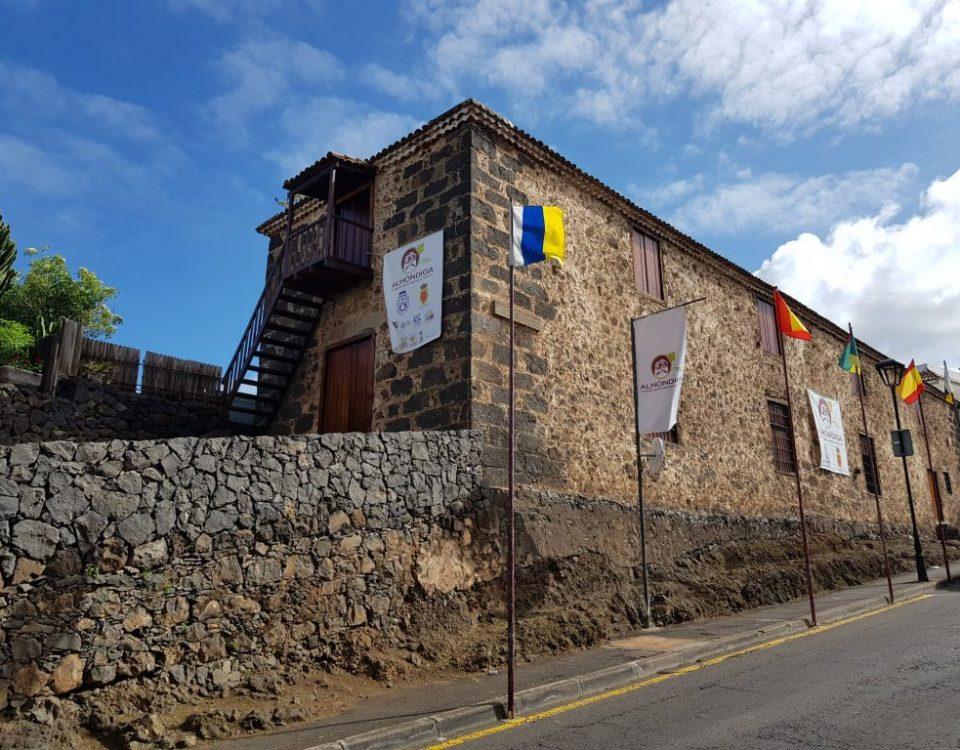 Sede de La Alhóndiga