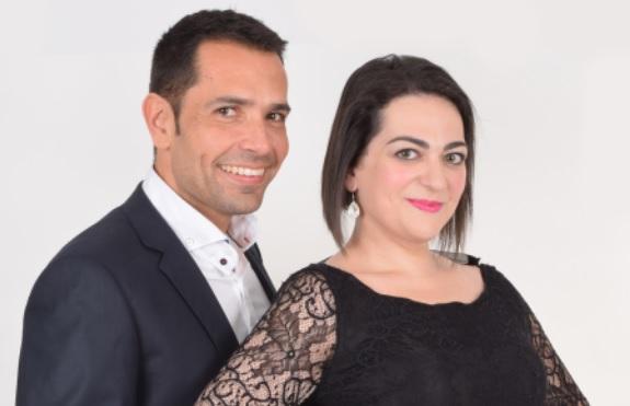 La soprano Fátima Naranjo y el pianista Francisco Sosa