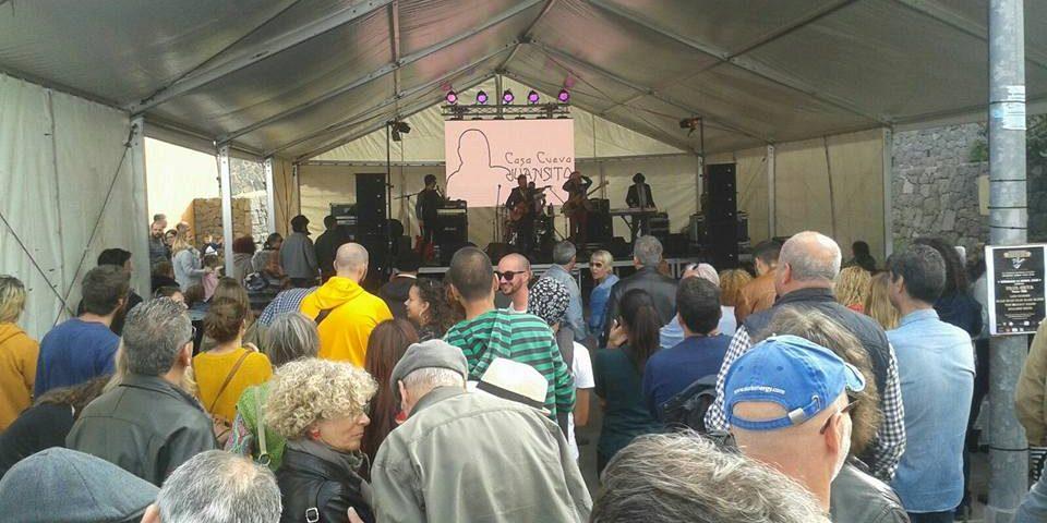 Público en el Festival La Atalaya Blues