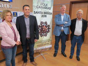 Aurora Moreno, Miguel Afonso, Carlos Ruiz y José Luis Álamo
