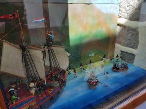 Llegada de la flota a Las Palmas