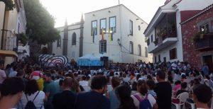 Imagen de la celebración de una Escala en HiFi