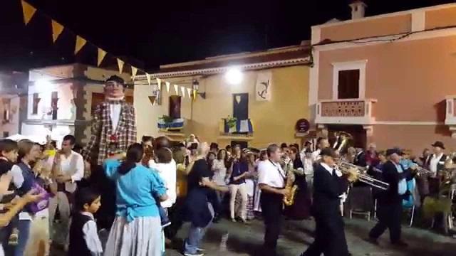 Un aspecto de la fiesta de las tradiciones en una edición anterior