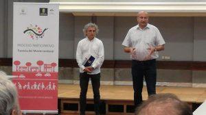 Jorge Artiles y José Armengol