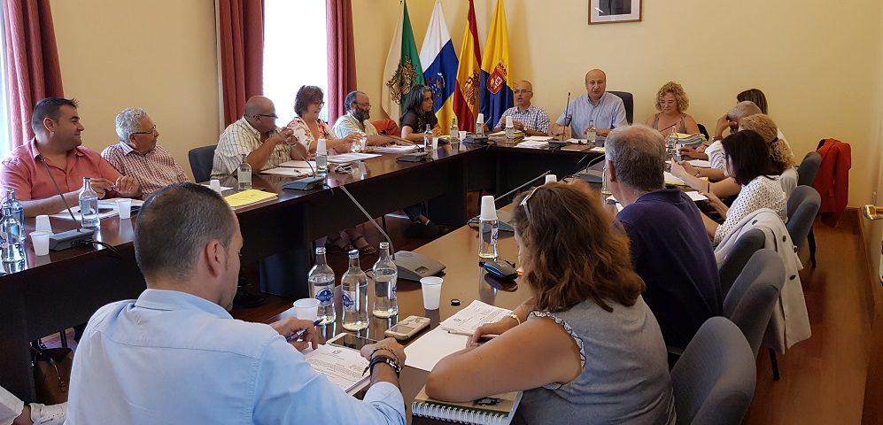 Imagen de archivo del Pleno