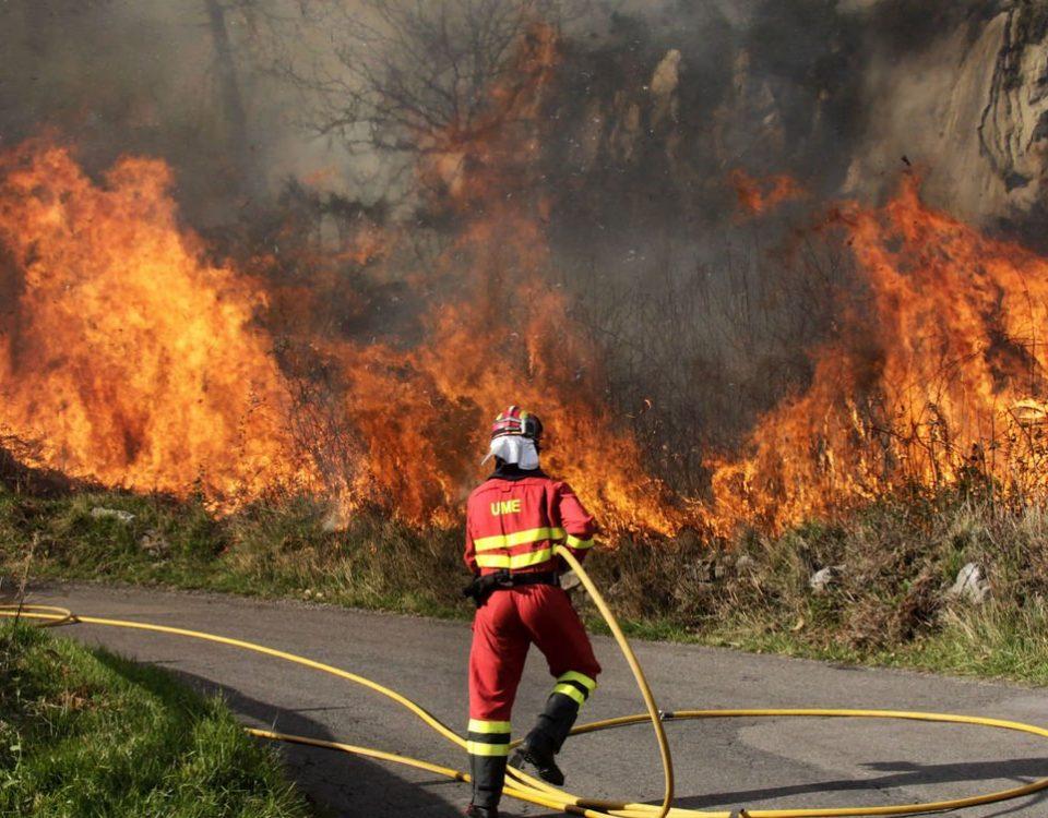Imagen de un incendio (Canariasnoticias)