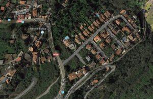 Vista aérea de la zona de 'El Arco'
