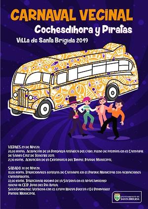 Cartel del carnaval