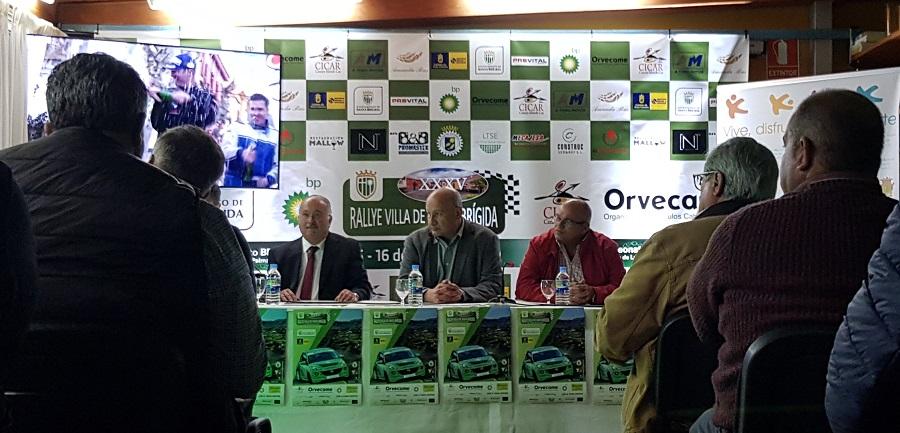 Miguel Ángel Toledo, José Armengol y Lucas Tejera