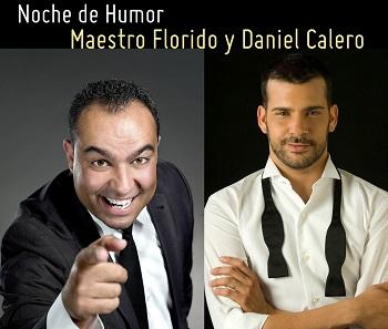 Maestro Florido y Daniel Calero